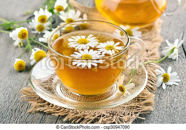 お茶, カモミール - csp30947090