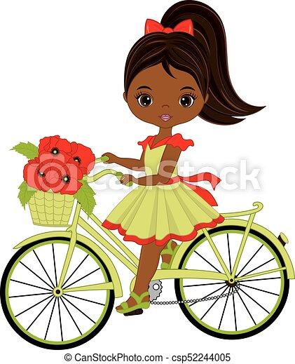 かわいい わずかしか 自転車 アメリカ人 ベクトル アフリカ 乗馬