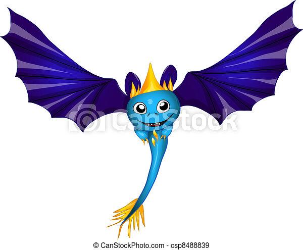 かわいい コウモリ ドラゴン かわいい コウモリ 10 Eps イラスト