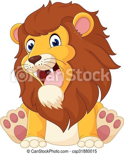 かわいい ライオン 漫画