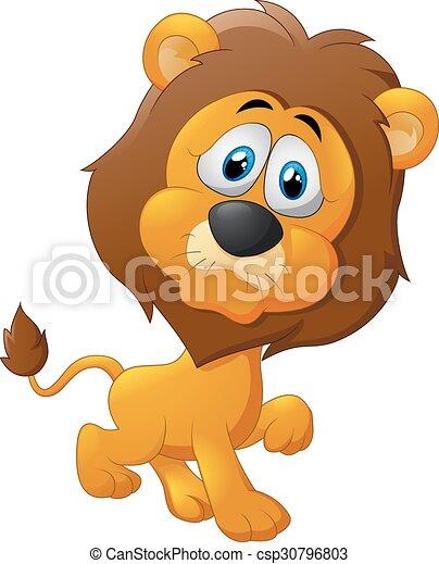 かわいい ライオン 漫画 歩くこと かわいい 歩くこと イラスト