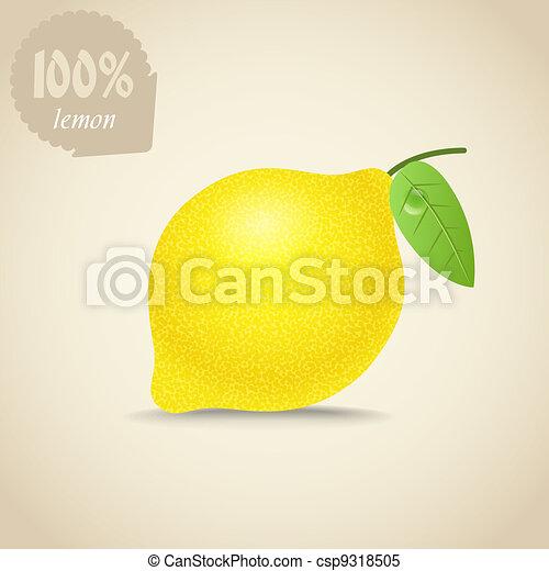 かわいい レモン イラスト 新たに