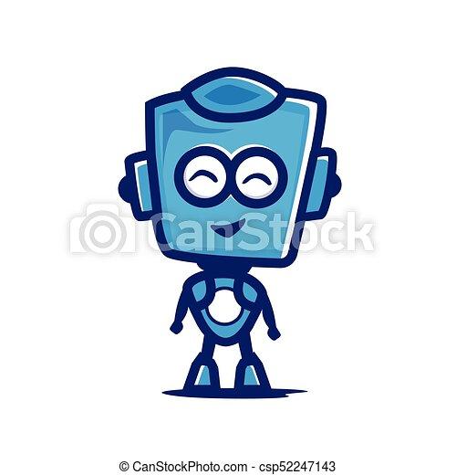 かわいい ロボット イラスト 体 かわいい フルである イラスト