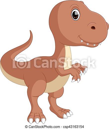 かわいい 恐竜 恐竜 漫画 イラスト かわいい