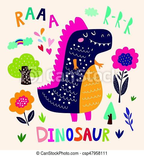 かわいい 恐竜 恐竜 かわいい イラスト 面白い