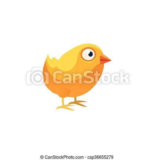 かわいい 鶏 簡単にされている イラスト