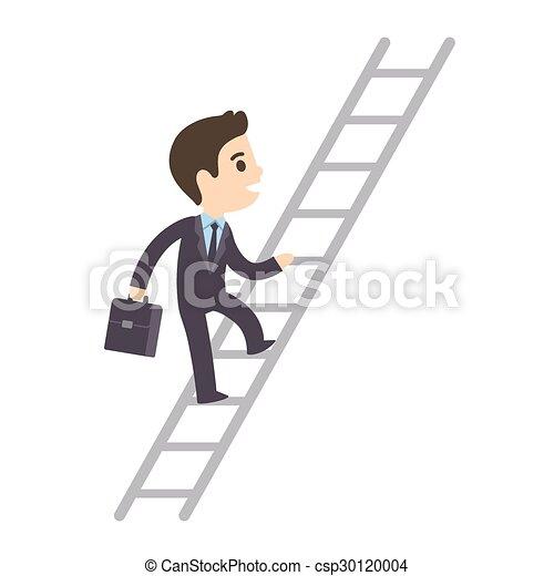 はしご, 企業である - csp30120004