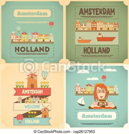 アムステルダム - csp26127953