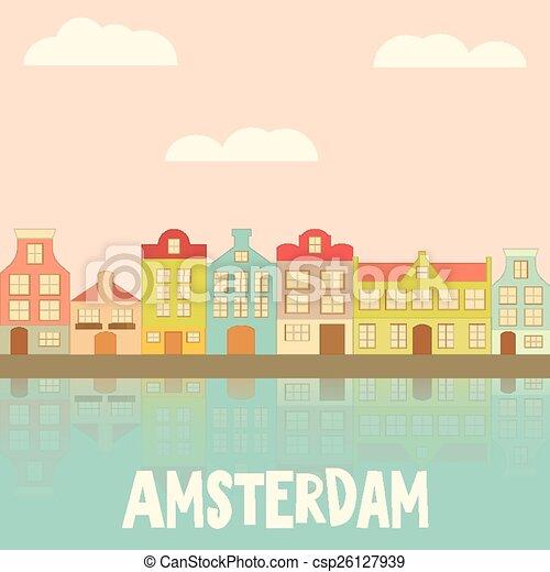アムステルダム - csp26127939