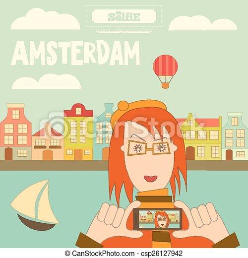 アムステルダム - csp26127942