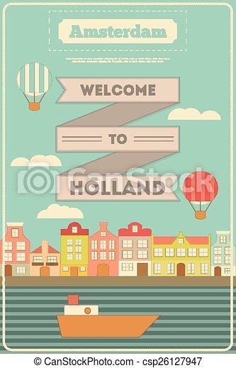 アムステルダム - csp26127947