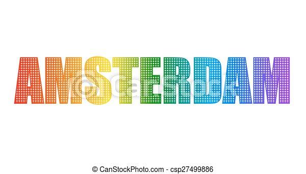 アムステルダム - csp27499886
