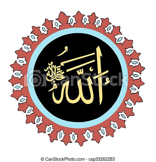 アラー, 単語 - csp33262283