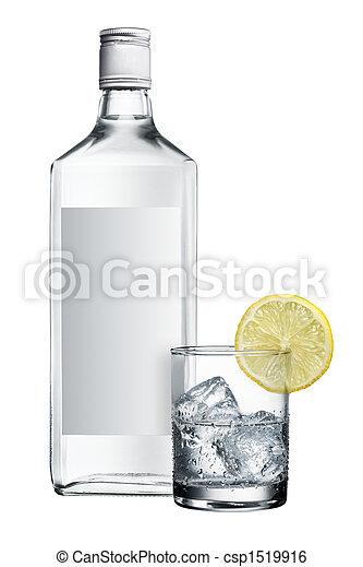 アルコール, びん - csp1519916