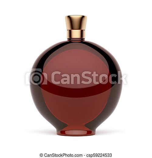アルコール, びん, 赤 - csp59224533