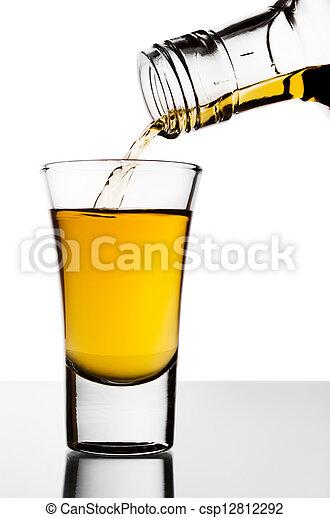 アルコール - csp12812292
