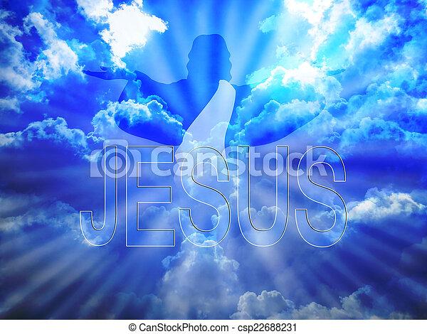 イエス・キリスト - csp22688231