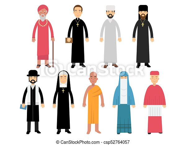 イスラム教 キリスト教 宗教 セット 仏教 大臣 代表者 宗教