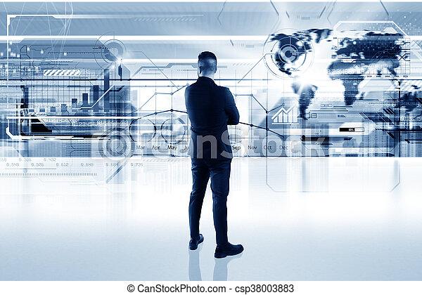 インターフェイス, 未来派 - csp38003883