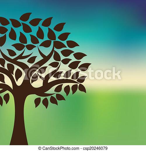 エコロジー, デザイン - csp20246079