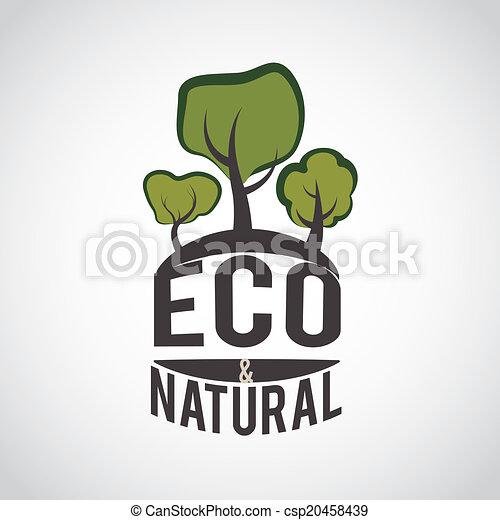 エコロジー, デザイン - csp20458439