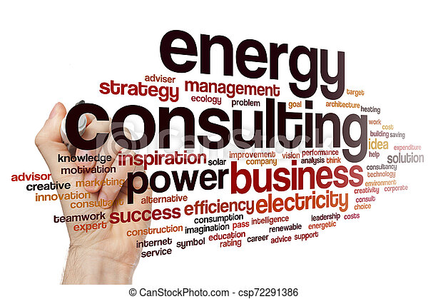 エネルギー, 単語, 相談, 雲 - csp72291386