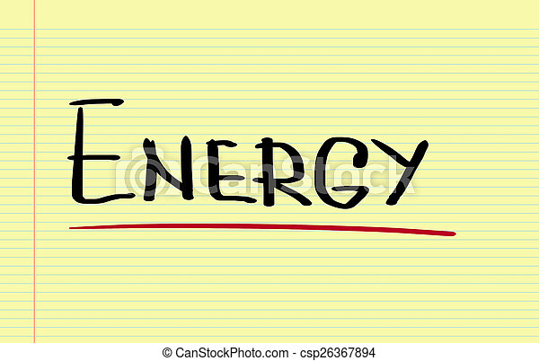 エネルギー, 概念 - csp26367894