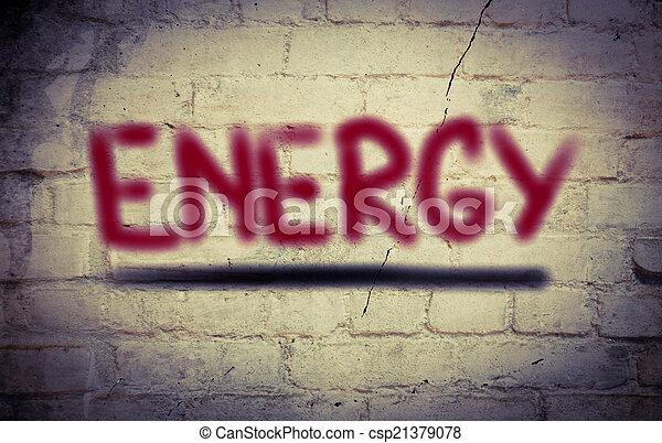 エネルギー, 概念 - csp21379078