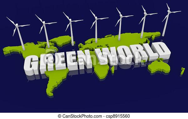 エネルギー, 概念, 回復可能 - csp8915560