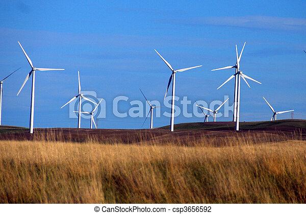 エネルギー, 風 - csp3656592