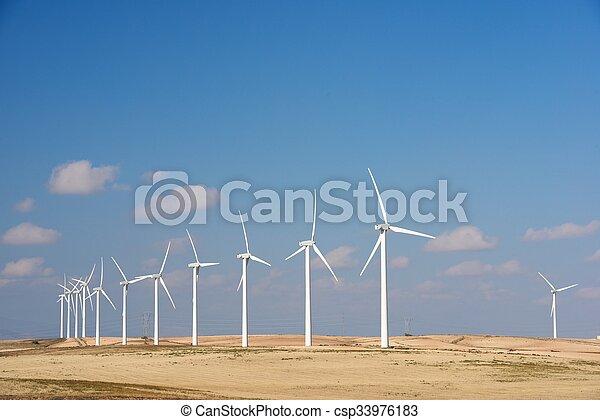 エネルギー, 風 - csp33976183