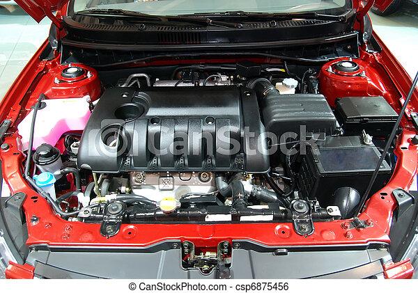 エンジン, 自動車 - csp6875456