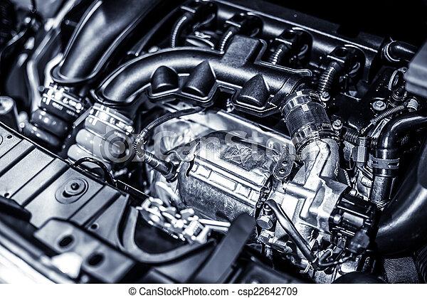 エンジン, 自動車 - csp22642709