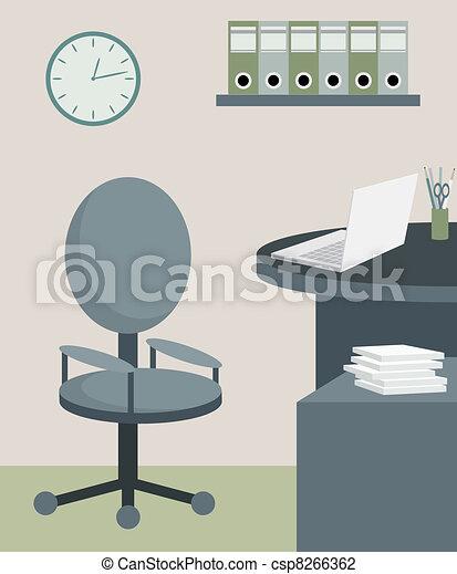 オフィス家具 - csp8266362