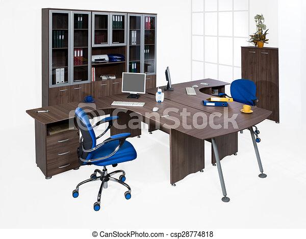 オフィス家具 - csp28774818