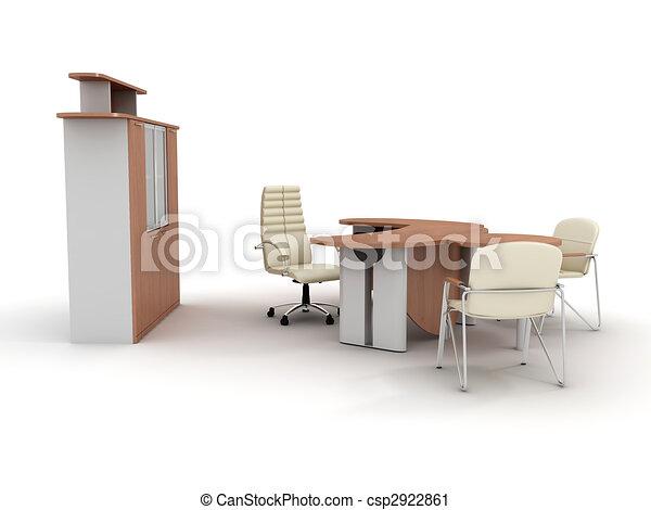 オフィス家具 - csp2922861