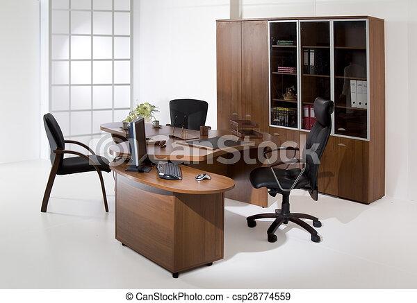 オフィス家具 - csp28774559