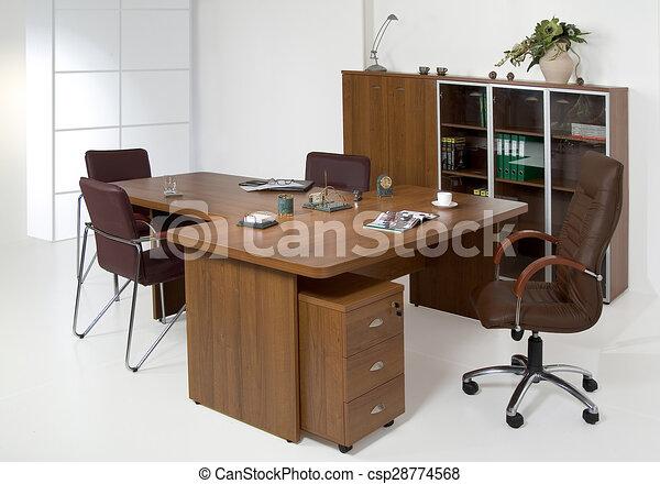 オフィス家具 - csp28774568