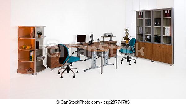 オフィス家具 - csp28774785