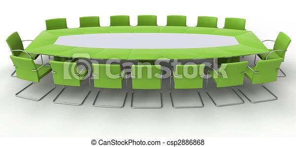 オフィス家具 - csp2886868