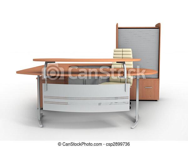 オフィス家具 - csp2899736