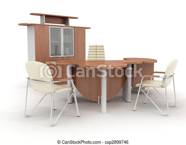 オフィス家具 - csp2899746