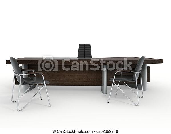 オフィス家具 - csp2899748