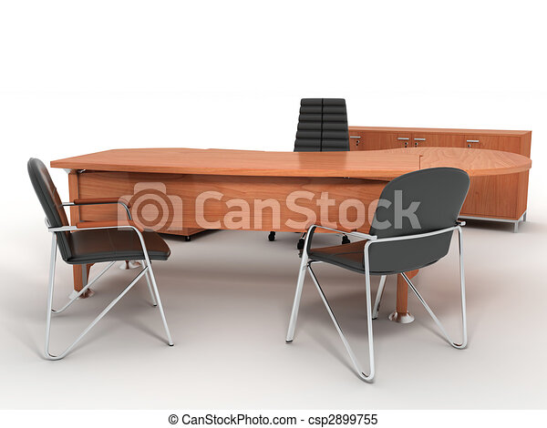 オフィス家具 - csp2899755
