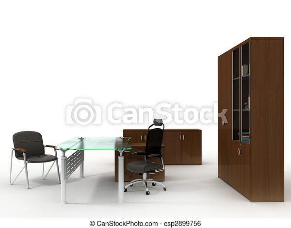 オフィス家具 - csp2899756