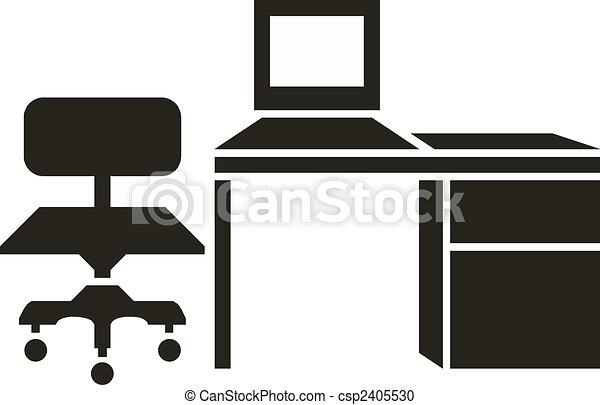 オフィス家具 - csp2405530