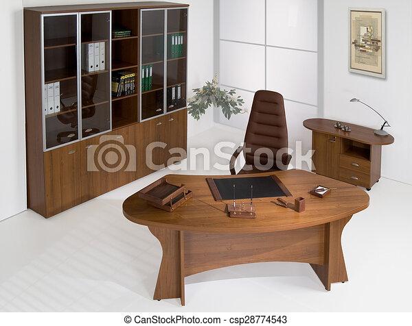オフィス家具 - csp28774543