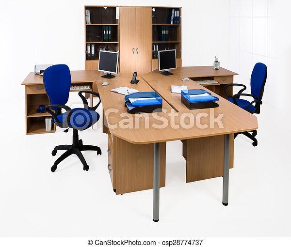 オフィス家具 - csp28774737