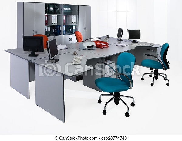 オフィス家具 - csp28774740