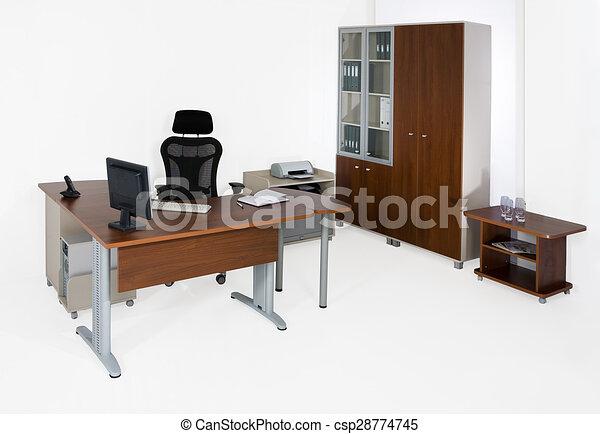 オフィス家具 - csp28774745